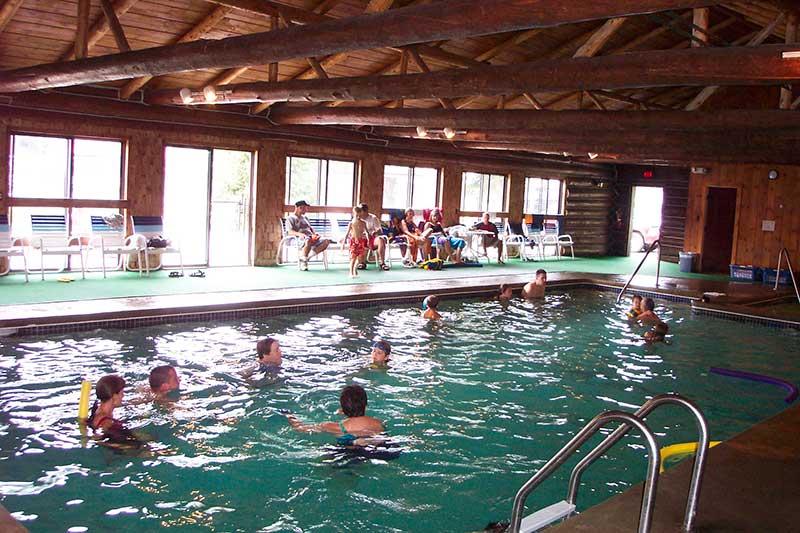 Indoor Activities Ridin Hy Ranch Resort