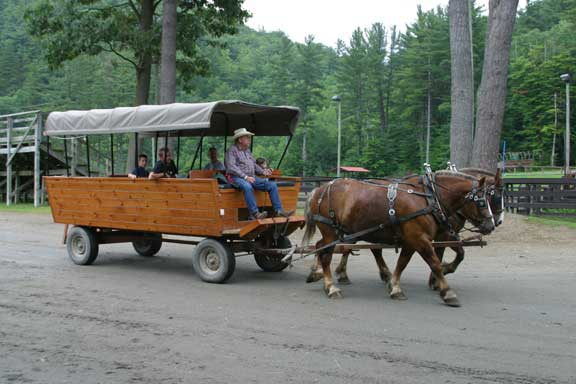 Horseback Riding in the Adirondacks at our Ranch Resort : Ridin-Hy